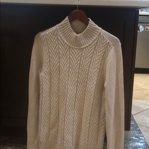 Croft & Barrow Cable knit sweater
